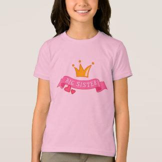 Big Sister Princess T-Shirt