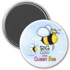 Big Sister - Queen Bee Magnet