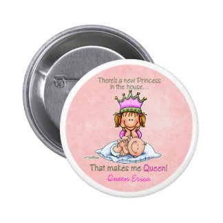 Big Sister - Queen of Princess Button