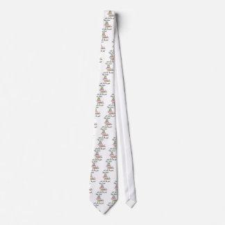 Big Sister Rules the Pad Tshirts Neck Tie