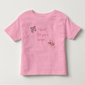 Big Sister Secret; Large sister secret Tee Shirt