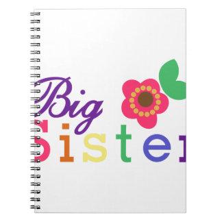 Big Sister Spiral Notebook