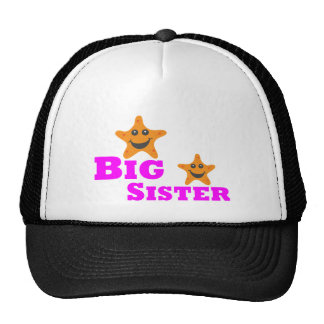 Big Sister Starfish Trucker Hat