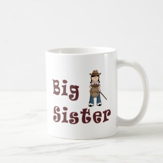 Big Sister Stick Horse Cowgirl Coffee Mug