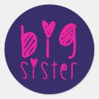 Big Sister Sticker Sheet