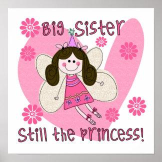 Big Sister Still the Princess Poster