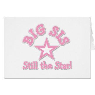 Big Sister Still the Star Card