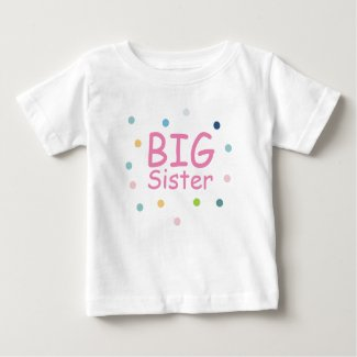 """Big Sister"" t-shirt"