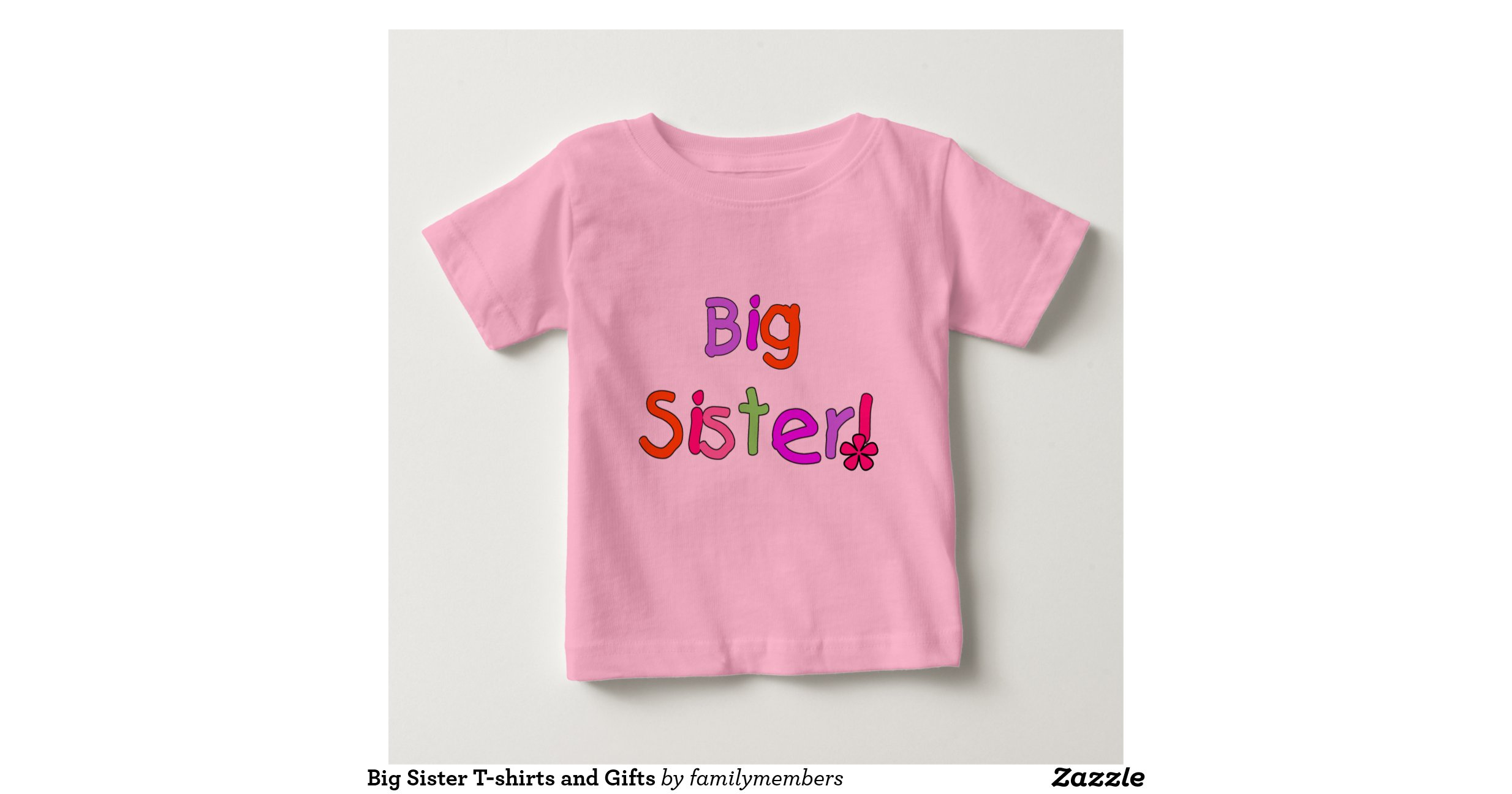 big sister t shirts and gifts. Black Bedroom Furniture Sets. Home Design Ideas