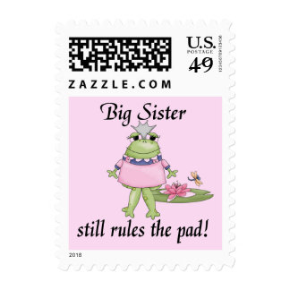 Big Sister T-shirts and Gifts Postage
