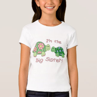 Big Sister (to a little brother) Turtle Shirt