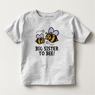 Big Sister To BEE Toddler T-shirt