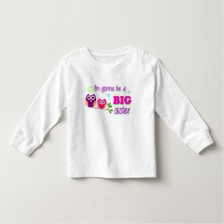 Big sister toddler tee! tee shirts