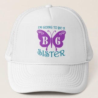 Big Sister Trucker Hat
