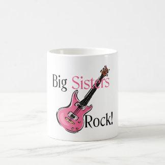 Big Sisters Rock Coffee Mug