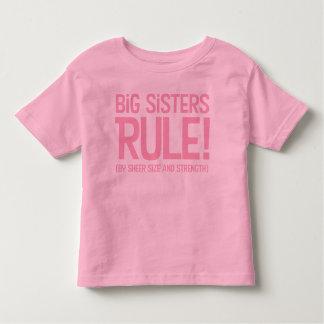 Big Sisters Rule! Shirts