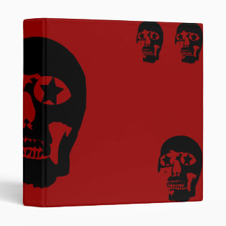 Big Skull Avery Binder