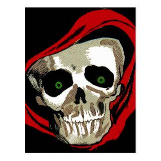 Big Skull Postcards