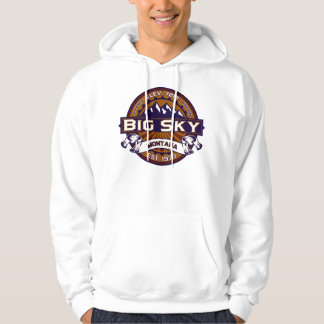 Big Sky Logo Vibrant Hoodie
