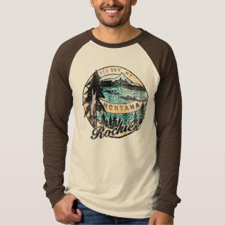 Big Sky Montana Tee Shirts