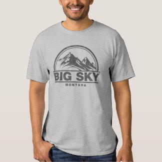 Big Sky Montana Tshirts