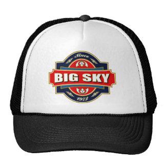 Big Sky Old Label Trucker Hat