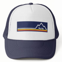 Big Sky Resort Trucker Hat