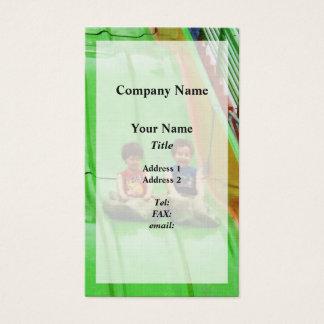 Big Slide Business Card