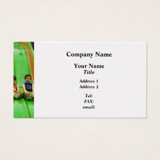 Big Slide - Platinum Business Card