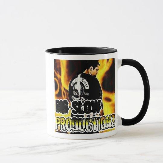 Big Slow Productionz Mug