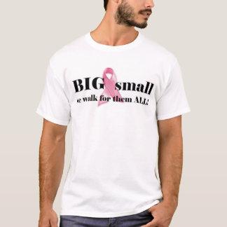 BIG&small w/Ribbon T-Shirt