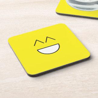 Big Smile :D Drink Coaster