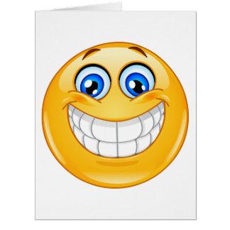 BIG Smile Greeting Card - SRF
