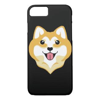 Big Smile iPhone 7 Case @ Kiki the Shiba