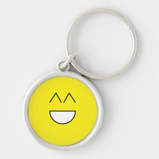 Big Smile Key Chains