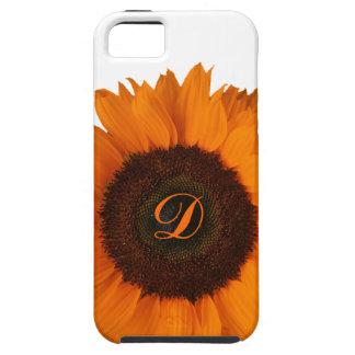 Big Smile/Orange Sunflower iPhone 5 Cases