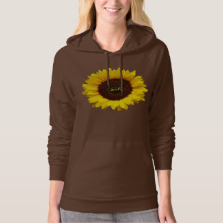 Big Smile/Yellow Sunflower Hoodie