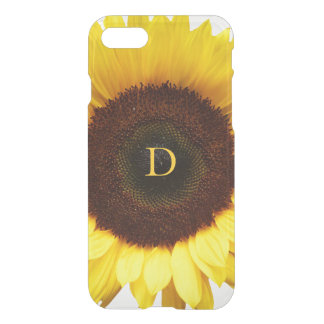 Big Smile/Yellow Sunflower Personalized iPhone 7 Case