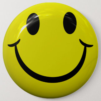 Big Smiley Face Button