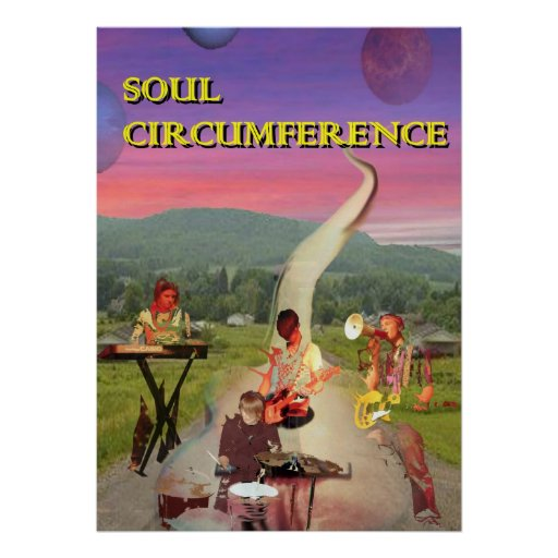 BIG Soul Circumference POSTER