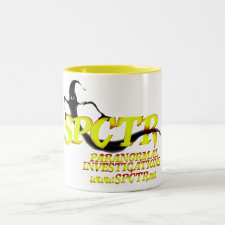 Big SPCTR mug - yellow