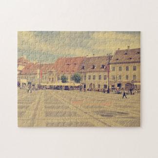 Big Square, Sibiu Puzzle