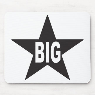 BIG Star Mouse Pad