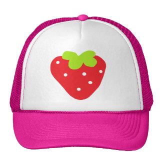Big Strawberry Trucker Hat