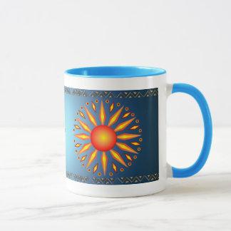 Big Summer Solstice Sun Mug