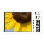 big sun postage stamp