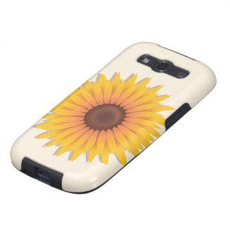 Big Sunflower Galaxy SIII Cover