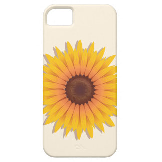 Big Sunflower iPhone 5 Covers
