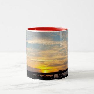 Big Sunset Sky Mug