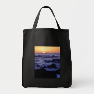 Big Sur Tote Bags